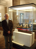 Mr. Nosaki in NYK Museum.jpg